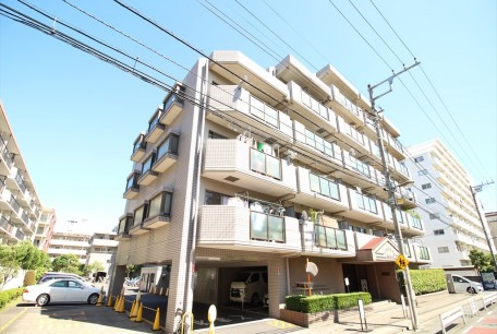 エンゼルハイム仙台堀公園 417号室